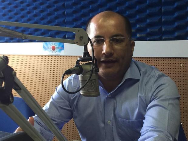 Professor explicou as principais mudanças em 2017 (Foto: Mário Flávio/G1)