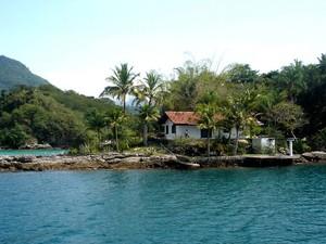 Ilha Comprida (Foto: Reprodução/Private Islands Online)