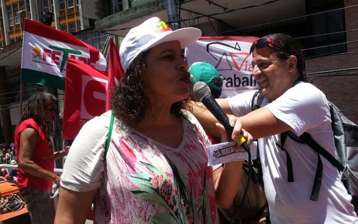 Deputada Luciana Santos (PC do B-PE)