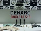 Acusado de matar ex-secretário é preso por tráfico em Canoas, RS