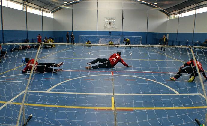 Goalball São José dos Campos (Foto: Arthur Marega/Instituto Athlon)