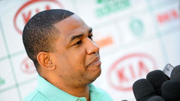 Cesar Sampaio, Palmeiras (Foto: Marcos Ribolli  / Globoesporte.com)