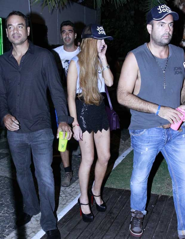 Lindsay Lohan (Foto: .)
