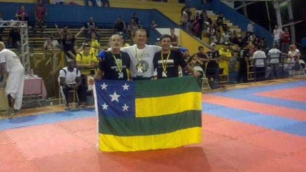 Sergipanos tiveram um total de treze medalhas (Foto: Divulgação)