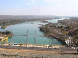 Quantidade de água liberada é de 160,2 m³. (Foto: Valdivan Veloso/ G1)