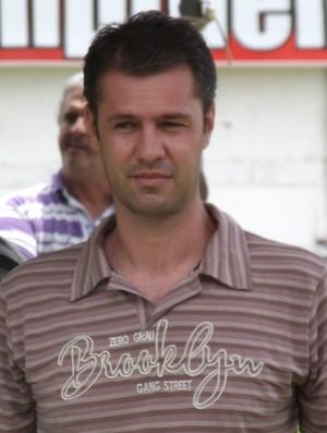 Kléber Romero, gerente de futebol do Campinense (Foto: Silas Batista / Globoesporte.com/pb)