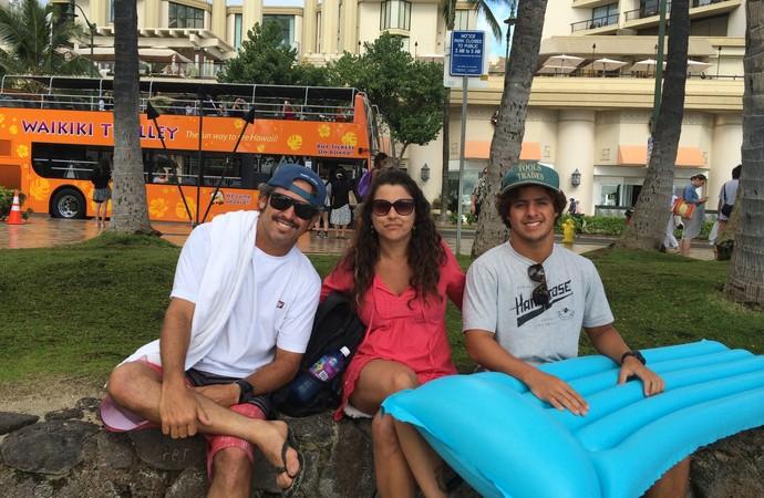 Família Gouveia (Foto: Arquivo pessoal Fábio Gouveia)