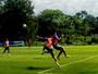 Em primeiro treino, Felipe Moreira esboça Ponte para pegar Coritiba