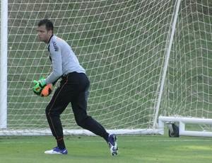 Giovanni treino Atlético-MG (Foto: Léo Simonini)