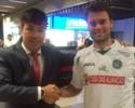 Guarani oficializa contratação do meia Douglas Packer para temporada 2016