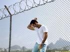 Em 'Amor à vida', Mouhamed Harfouch diz que torcem para ele bater em Félix