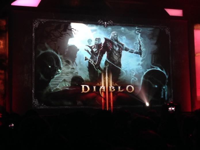 Necromante retorna em Diablo 3 (Foto: Felipe Vinha/TechTudo)
