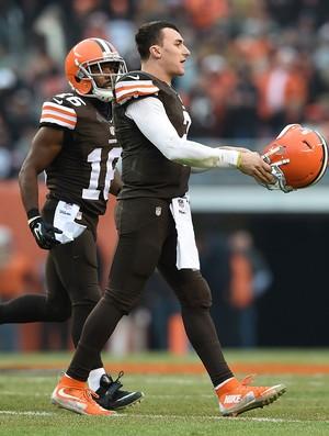 Johnny Manziel, quarterback (Foto: AFP)
