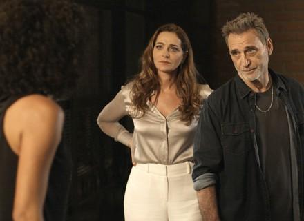 Nanda confessa que armou para separar Gordo e Eva