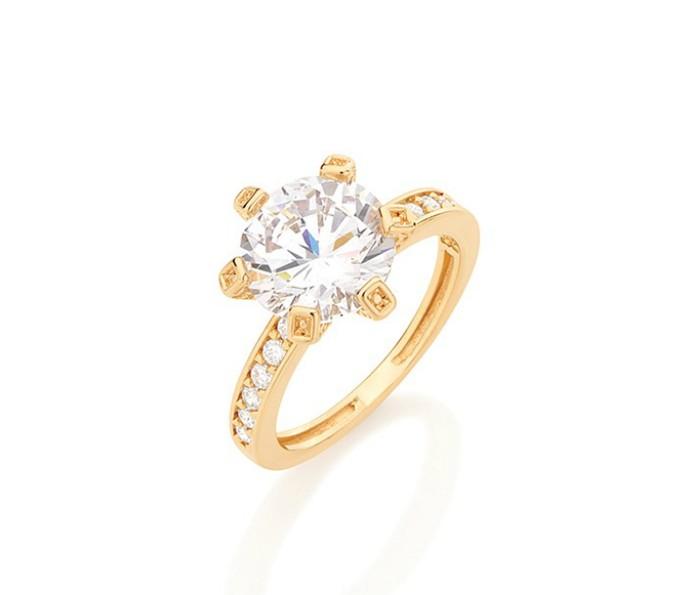 7c39a96ee62ea Anéis solitários são declaração de amor em forma de joia - notícias ...