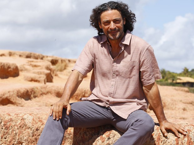 Luiz Carlos Vasconcelos  (Foto: Flor do Caribe/ TV Globo)