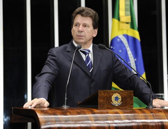 O senador Ivo Cassol (Foto: Agência Senado)