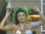 Musa Peladona da Ilha nega estar sem tapa-sexo: 'Material era perfeito'