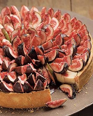 Torta de figos (Foto: Iara Venanzi/Casa e Comida)