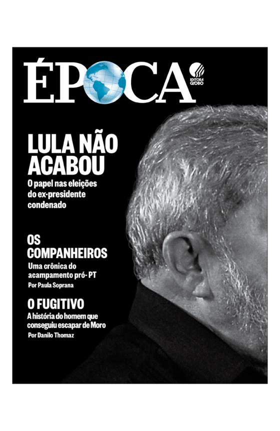 Capa Revista Época edição 1022 (Foto: Época)