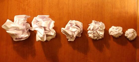 As dobras do cérebro se formam como uma bolinha de papel amassado (Foto: Suzana e Luiza Herculano-Houzel)