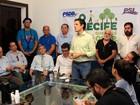 Daniel Coelho lança pré-candidatura à prefeitura do Recife