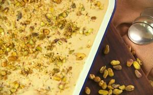 'A Cozinha Caseira de Annabel' - Ep. 9 - Sorvete caseiro de doce de leite com pistache