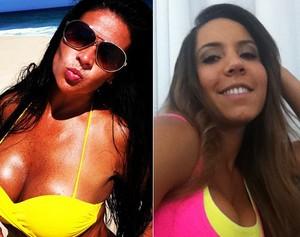 Solange Gomes x Renata Frisson (Foto: Instagram/ Reprodução)