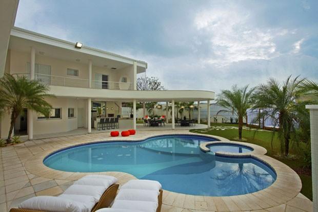 Oscar da sele o abre sua casa de veraneio casa vogue casas - Casa de fotografia ...