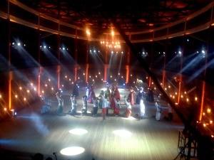 Gravação de Bah Um Programa Muito Gaúcho (Foto: Divulgação/RBS TV)