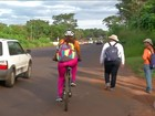 Brasil tem, em média, 32 ciclistas internados por dia devido a acidentes