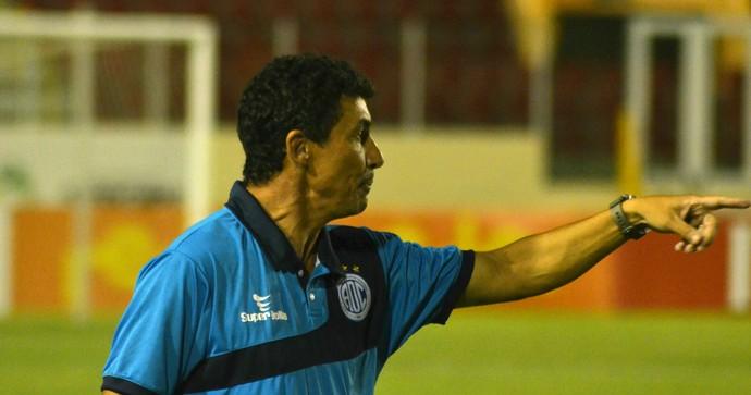 Betinho, Confiança (Foto: João Áquila / GloboEsporte.com)