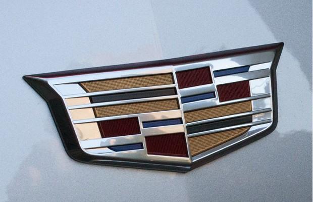 Logo Cadillac (Foto: Reprodução/Facebook)