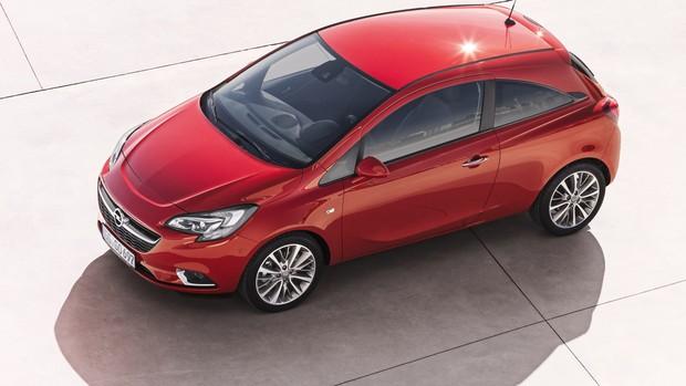 FOTOS: 5ª geração do Opel Corsa