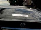 Motorista do Uber é sequestrado e tem carro roubado no litoral de SP