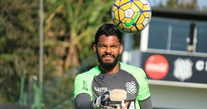 Thiago Rodrigues Figueirense (Foto: Luiz Henrique/Figueirense FC)