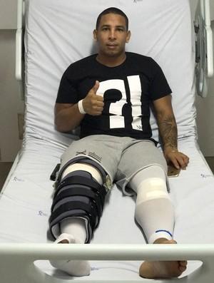Rafael Costa, atacante, Ceará (Foto: Divulgação)