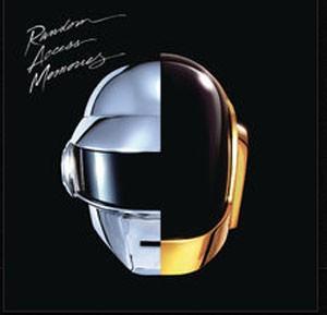 Capa de 'Random Access Memories', novo álbum da dupla Daft Punk (Foto: Divulgação)