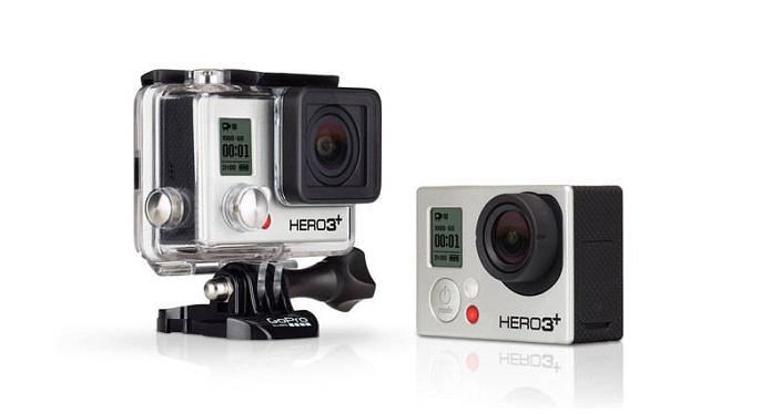 Hero 3+ Black é uma GoPro com WiFi embutido e ótimos vídeos (Foto: Divulgação)
