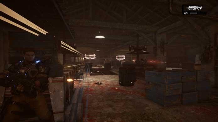 Gears of War 4: confira dicas para mandar bem no game (Foto: Reprodução/Murilo Molina)