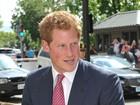 Príncipe Harry viaja de classe econômica para África do sul, diz site