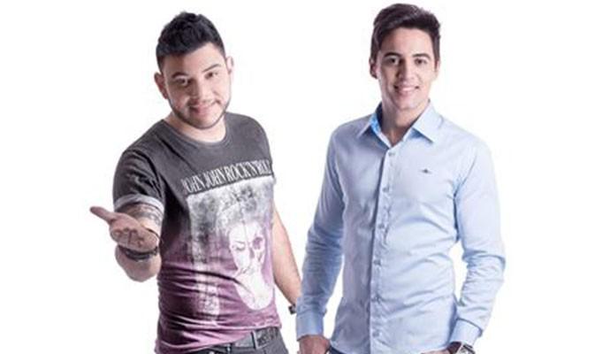 Fred e Gustavo gravam seu segundo DVD na próxima quarta, 4/5, em Goiânia (Foto: Divulgação)