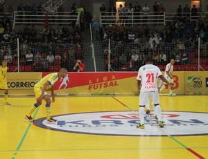 São José Guarapuava Liga Futsal (Foto: Divulgação/ Quarttus Marketing)