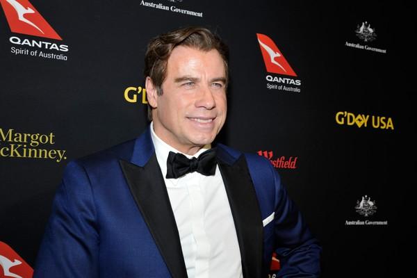 O ator John Travolta (Foto: Getty Images)