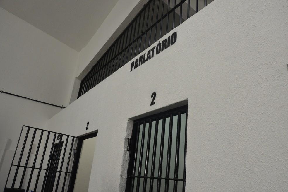 * Pavilhão 2 de Alcaçuz está pronto para receber detentos; 'Reestruturação completa', diz secretário da Sejuc.