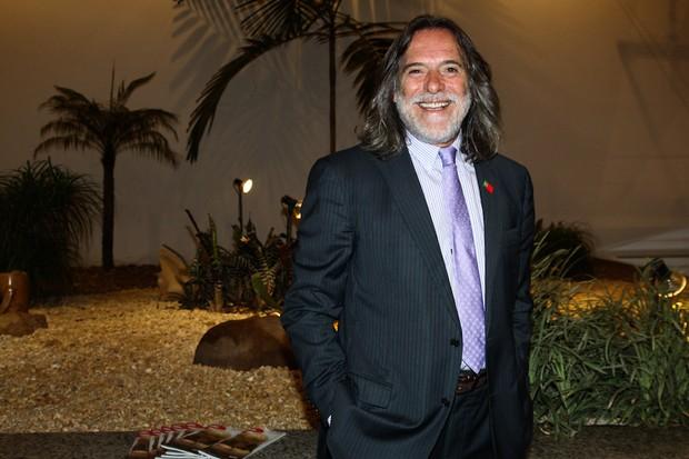 José de Abreu em premiação em São Paulo (Foto: Manuela Scarpa/ Foto Rio News)