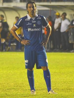 Leandro Kível (Foto: Osmar Rios)