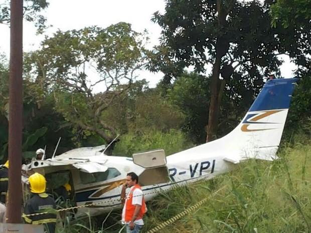 O piloto decolou no aeroporto de Araguaína e fazia testes de manobras no momento do acidente (Foto: Lindomar de Souza Lima/Arquivo Pessoal)