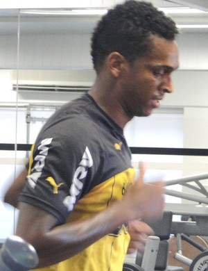 Jô Treino Atlético-mg (Foto: Rafael Araujo)