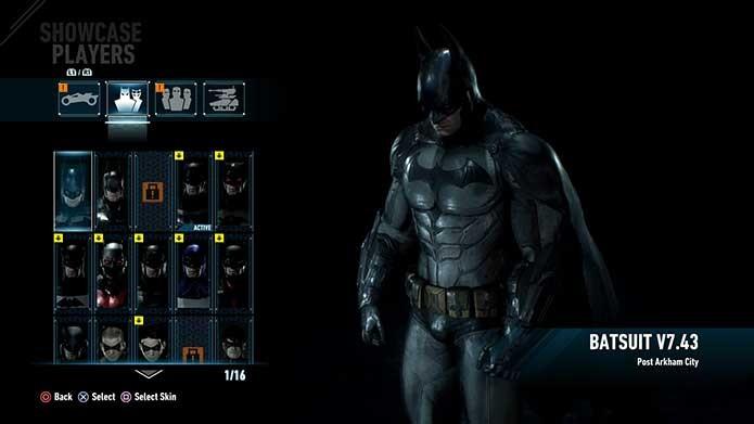 Batman, logo após Arkham City (Foto: Reprodução/Felipe Vinha)